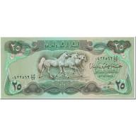 Billet, Iraq, 25 Dinars, 1982, Undated (1982), KM:72, NEUF - Iraq