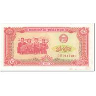 Billet, Cambodge, 5 Riels, 1987, Undated (1987), KM:33, SUP - Cambodge