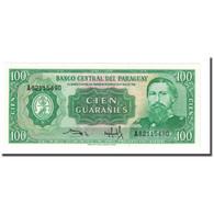 Billet, Paraguay, 100 Guaranies, KM:205, NEUF - Paraguay