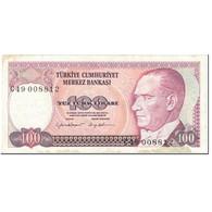 Billet, Turquie, 100 Lira, 1983, 1983-12-26, KM:194a, TB - Turquie