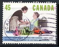 Canada (Scott No.1639 - Infirmière De L'ordre De Victoria / Victoria Order Of Nurses) (o) - 1952-.... Règne D'Elizabeth II