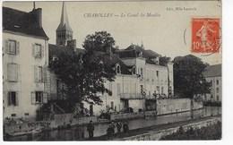 71 - CHAROLLES - Le Canal Du Moulin - Animée - 1912 (I56) - Charolles