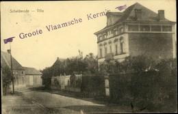 SCHELDERODE / VILLA  (VERZONDEN IN 1927) - Merelbeke
