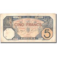 Billet, French West Africa, 5 Francs, 1924, 1924-04-10, KM:5Bb, TB+ - États D'Afrique De L'Ouest