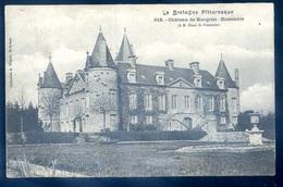 Cpa Du 22  En Ploubezre Château De Kergrist -- Ensemble --  à Mr Huon De Penanster   --- Près De Lannion   AVRIL18-29 - Lannion