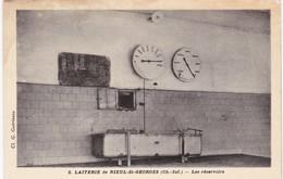 17 Charente Maritime -  Laiterie De NIEUL-SAINT-GEORGES - Les Réservoirs - Industry