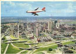 KANSAS CITY MISSOURI  An Aérial View Avion TWA RV - Kansas City – Missouri