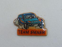 Pin's RALLYE, TEAM SMASH - Rallye