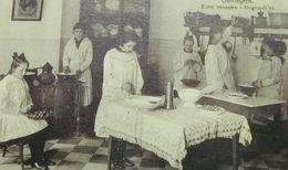 Beirlegem Pensionnat Des Soeurs De La Charité (Ecole Ménagère) - Zwalm
