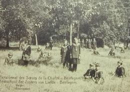 Beirlegem  Kostschool Pensionnat Des Soeurs De La Charité (verger - Carte Légèrement Gondolée) - Zwalm