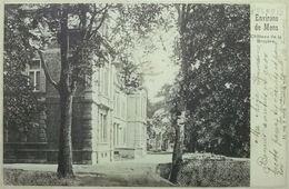 Aulnois Château De La Bruyère - Quévy