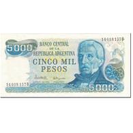 Billet, Argentine, 5000 Pesos, 1981, Undated (1981), KM:305b, NEUF - Argentine