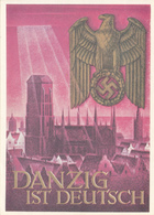 DANZIG - 1939 , Danzig Ist Deutsch - Deutschland