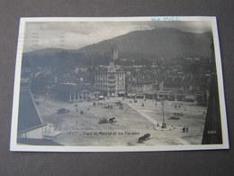 Vevey 1928 Foto AK - GE Genf