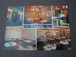 Prag Restaurant U Kalicha  , Bier Pivo .. * - Tschechische Republik