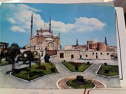EGITTO  EGYPT  CAIRO MOHAMED ALY MOSQUE  STAMP TIMBRE SELO 6 +35 M UAR  GX5742 - Cairo