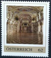 SPECIAL EDITION AUSTRIAN POST - E227 Bibliothek Stift Admont, Barock, Josef Hueber, AT 2012 ** - Autriche