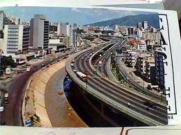 VENEZUELA / CARACAS / AUTOPISTA DEL ESTE STAMP TIMBRE SELO 75 J PABLO DUARTE   GX5743 - Venezuela
