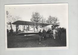Avion à Identifier Photo Max Taly Vidéo Photographe Portraitiste Romans - Aviation