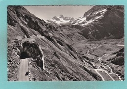 Old Post Card Of Sustenstrasse,Susten Pass,Steinalp U. Passhole, Switzerland,R66. - Switzerland