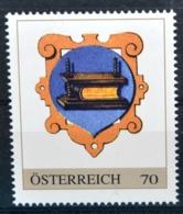 SPECIAL EDITION AUSTRIAN POST - E381 Zunftwappen, Buchbinder, Wappen, Bookbinder, Guild, Buch, Book AT 12** - Austria