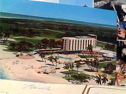 ARUBA NEDERLAND ANTILLE ANTILLEN HOTEL CASINO STAMP TIMBRE SELO S EUSTATIUS 20c  GX5746 - Aruba
