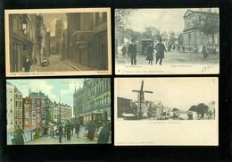 Mooi Lot Van 40 Postkaarten Van Nederland  Zuid - Holland  Rotterdam  - 40 Scans - Cartes Postales