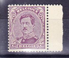 COB 139A ** MNH.  (6C31) - 1915-1920 Albert I