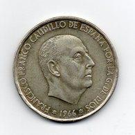 Spagna - 1966 - 100 Pesetas -  Argento - (MW1863) - [ 5] 1949-… : Regno