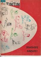 Rare Journal De Tintin N° 755 - Tintin