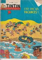 Rare Journal De Tintin N° 721 - Tintin