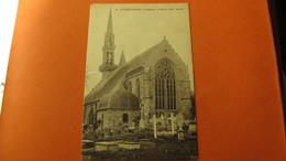 CLEDEN-POHER. L'Eglise XVII Siècle. - Cléden-Cap-Sizun