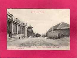 88 Vosges, Au Col De La Schlucht, Frontière Franco-Allemande, Avant 1914, Animée, (Ad. Weick) - France