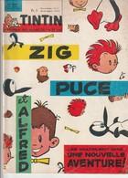 Rare Journal De Tintin N°819 - Tintin