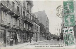 Rue D'auteuil Prise De La Rue Erlanger - District 16