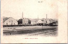 08 REVIN - La Grève, Vue Des Abords De La Gare - Revin