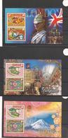 SINGAPOUR  Années 2000/01  Blocs N° Y/T : 72-78/79** - Singapour (1959-...)