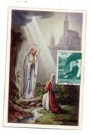 Poste Vaticane - Lourdes-Immaculée Conception -voir état - Christianity