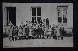 MERIGNAC école Des Filles édition Rousselot - Merignac