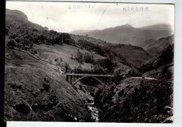 U3706 Cartolina 1961 S. MARTINO DI ACQUASANTA TERME, NUOVO PONTE CASTELLANO _ ED FOTOTIPIA BERETTA - Italia