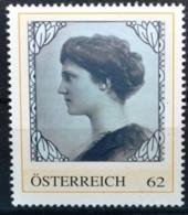 SPECIAL EDITION AUSTRIAN POST - F145 BM-Entwurf Koloman Moser, Kaiserin Zita, Jugendstil, Art Nouveau, AT 12 ** - Österreich