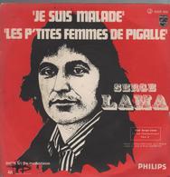 Disque 45 Tours SERGE LAMA - 1973 *** - Hard Rock & Metal