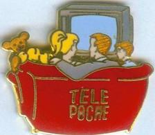 TELE  POCHE - Medias