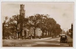 C.P.  PICCOLA   CHRIST'S   CHURCH    DONCASTER                (VIAGGIATA) - Inghilterra