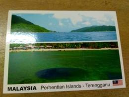 Malaysia Perhentian Islands Terengganu Trengganu Fish Swim Coral Bay Jetty Beach - Malaysia