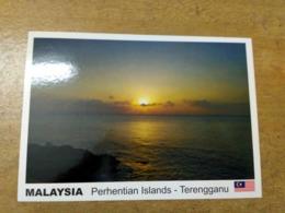 Malaysia Perhentian Islands Terengganu Trengganu Fish Swim Coral Bay Jetty Beach Sunset Perhentian Kecil - Malaysia