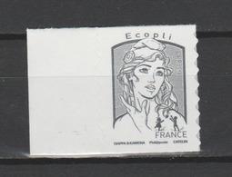 FRANCE / 2016 / Y&T N° AA 1215A ** : Ciappa SANS GRAMMAGE TVP Ecopli France BdF - état D'origine - France