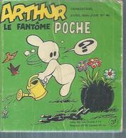 ARTHUR POCHE  N° 40  - VAILLANT 1974  ( CEZARD ) - Kleine Formaat