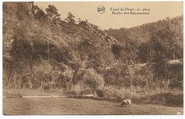 FOND DE HOUT-SI-PLOU : Roche Des Braconniers - Neupré