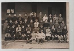 Photo De Classe Ecole Ferdinand Buisson Bron 1937 1938 Garçons 38 élèves - Photos